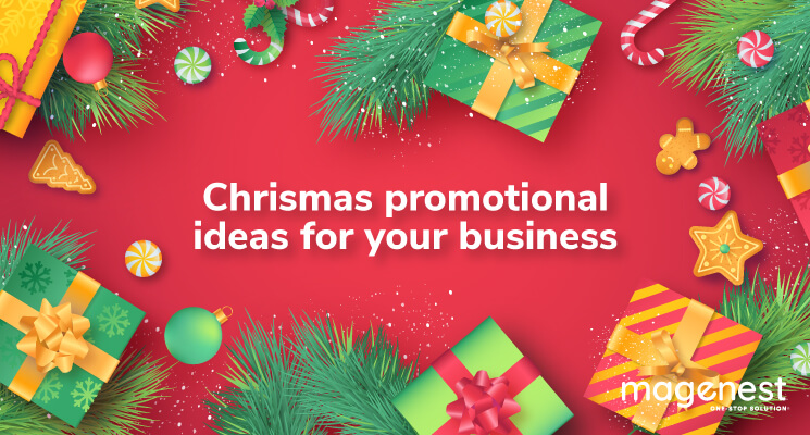 Top 7 Christmas promotional ideas for your eCommerce business