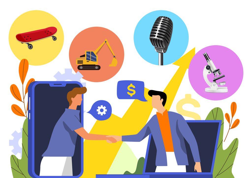 Rental business: Technology