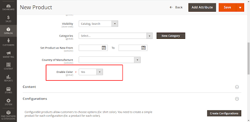 Apply data patch in Magento 2: New attribute created