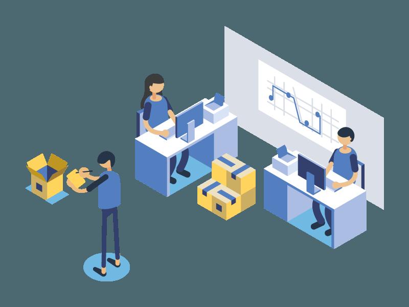 online rental business: train your team