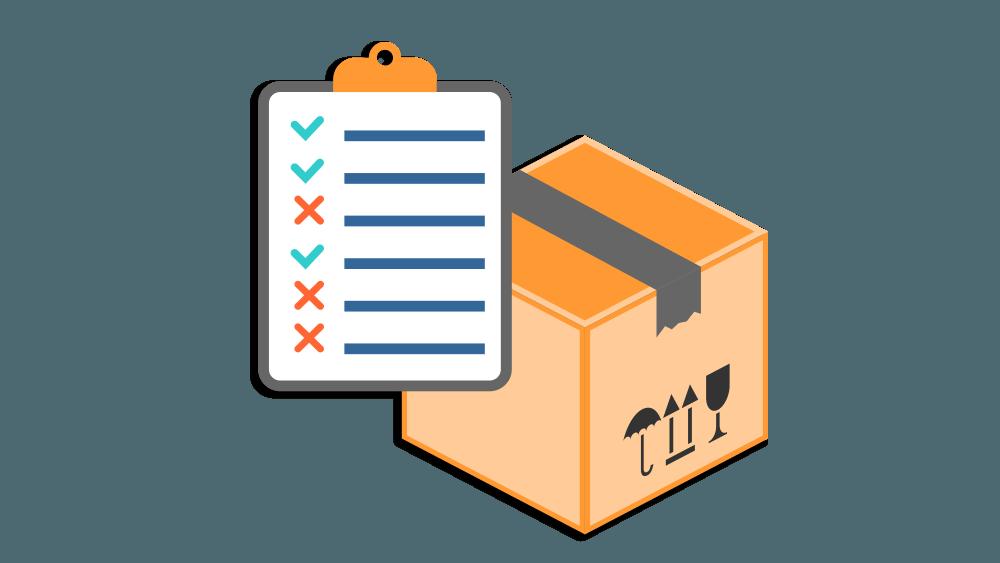 online rental business: complex orders