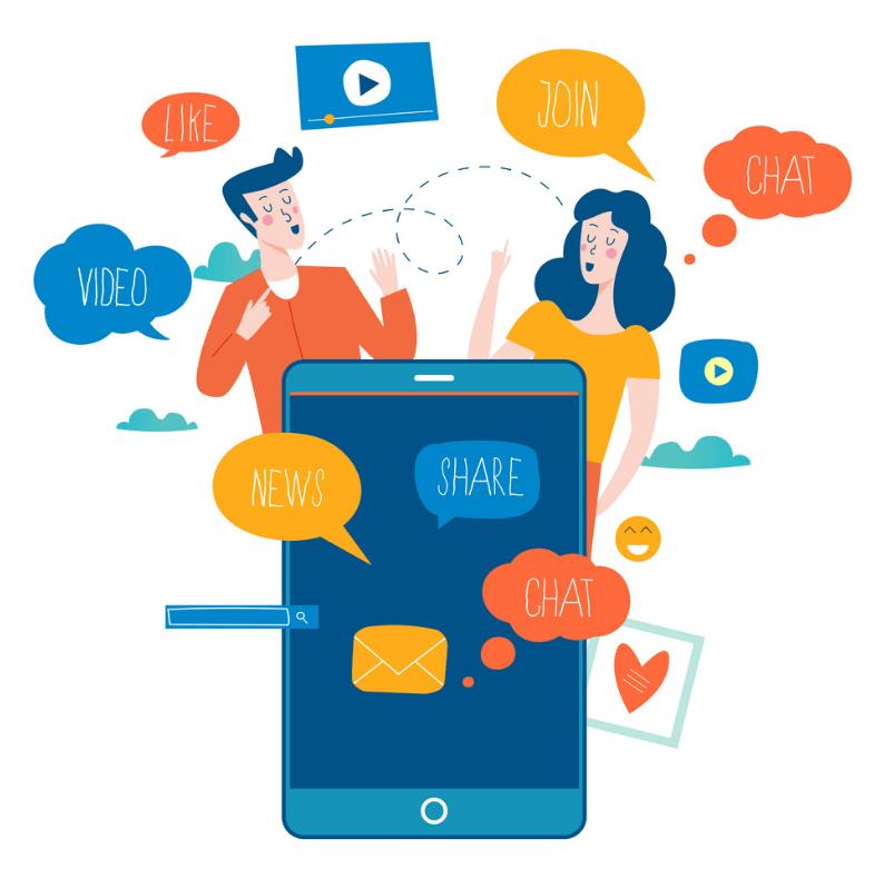 Conversion rate optimization: Social media