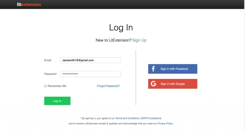 Shopify to Magento 2: register