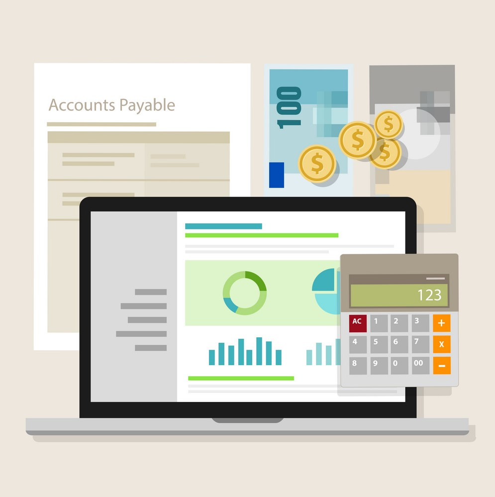accounting software: icon