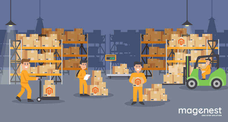 How to configure Multiple Inventories in Magento 2
