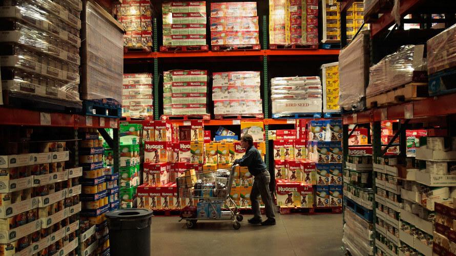 Home-based business: bulk buying