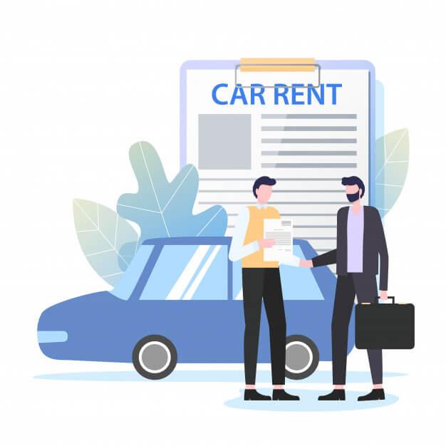 Home-based business: rental model