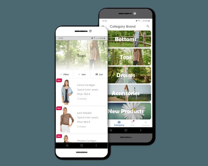 magento 2 app builder: magenestmininest app builder