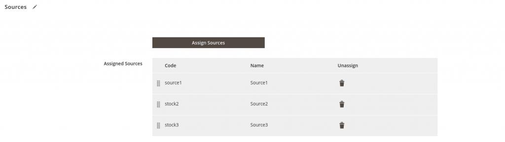 magento 2 multiple inventories: Source Priority Algorithm