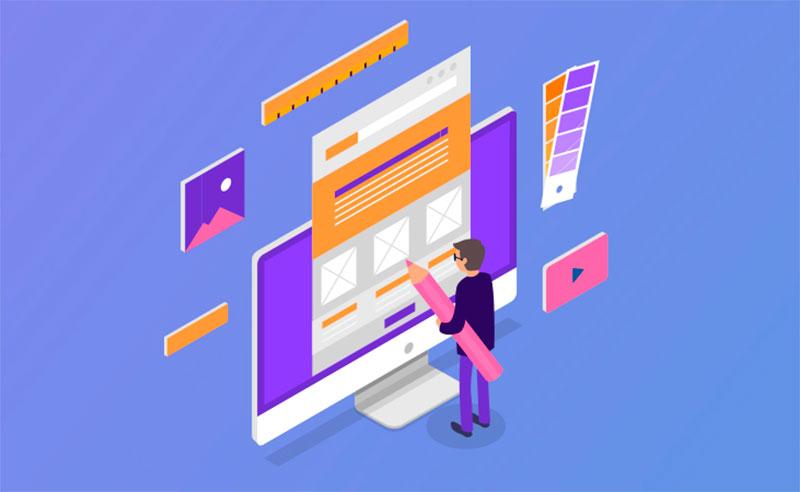 website design tips: simplify