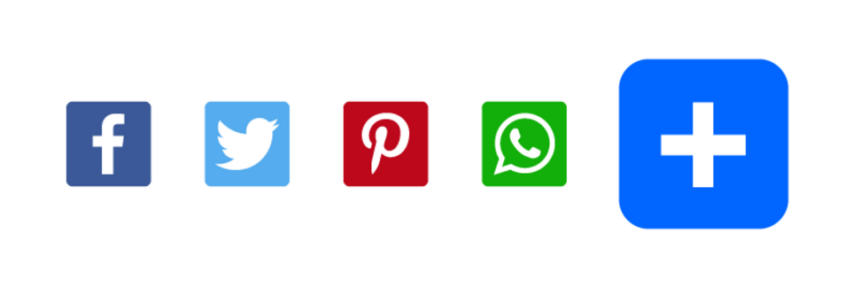 website design tips: social login