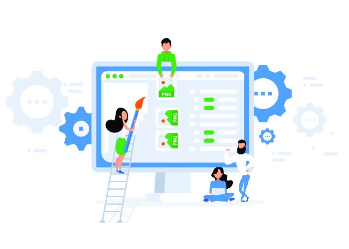 Magento migration service: maintenance system