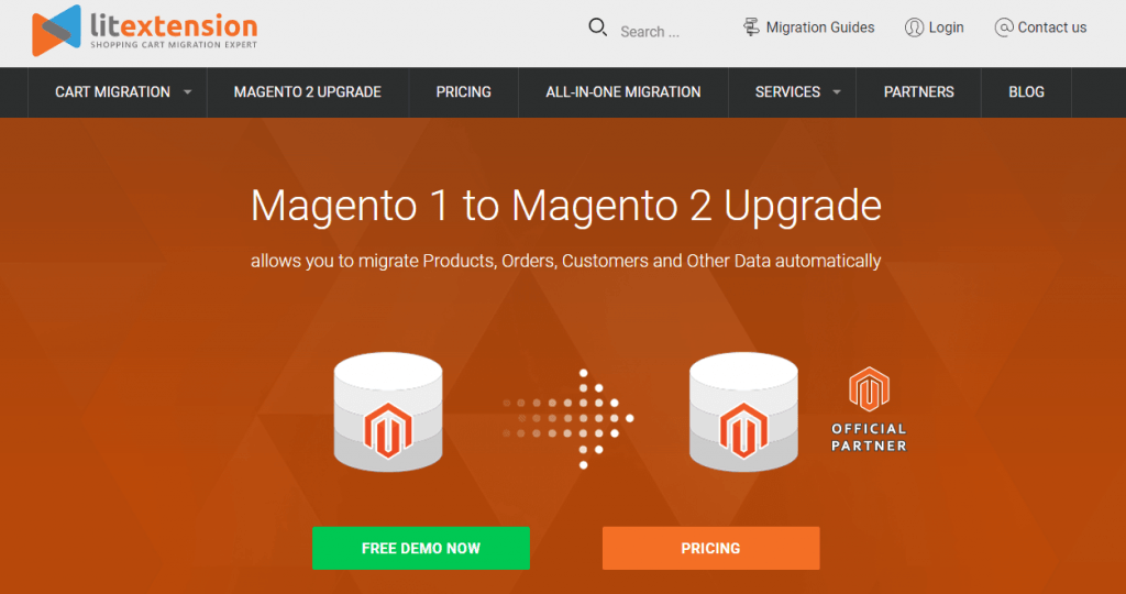 Magento 2 migration: Litextension