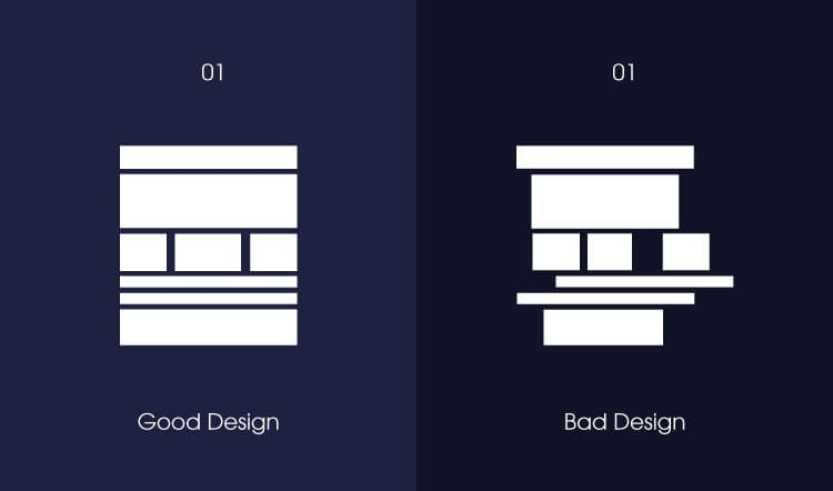 Increase traffic to websites yet no sales: poor ux design