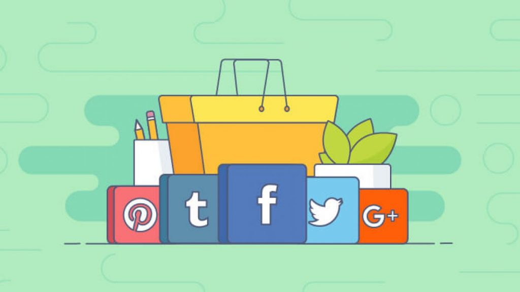Increase traffic to websites yet no sales: social marketing