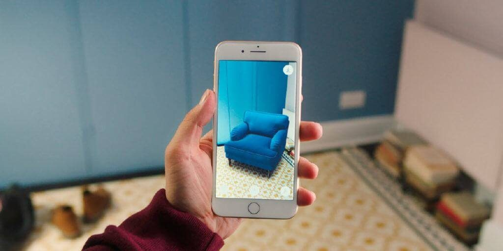 Mobile commerce trends: VR & AR technology
