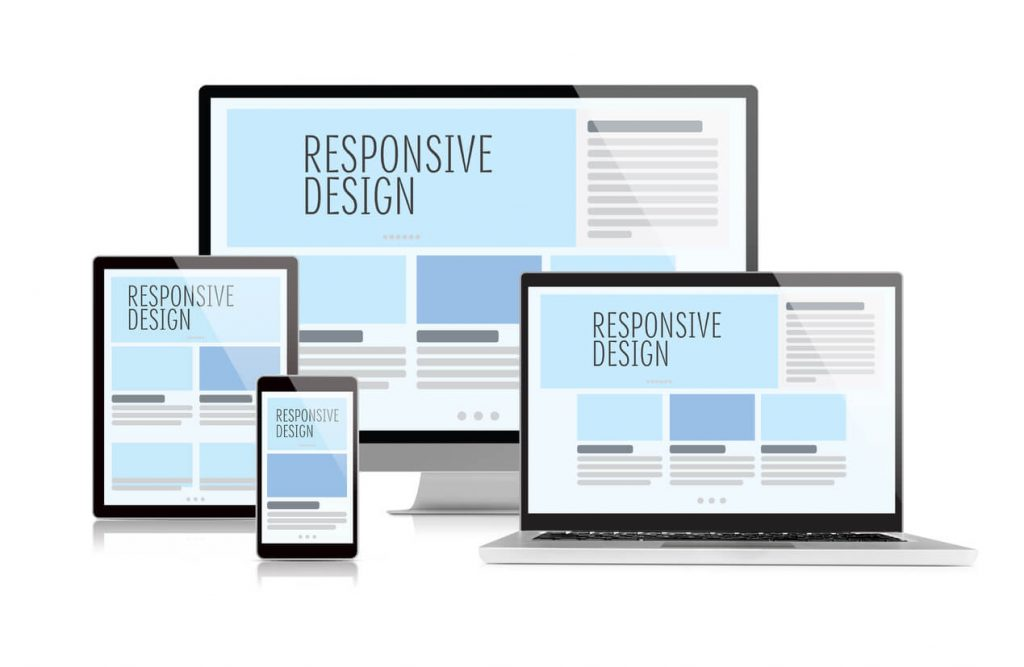 Mobile experience: Mobile responsive design
