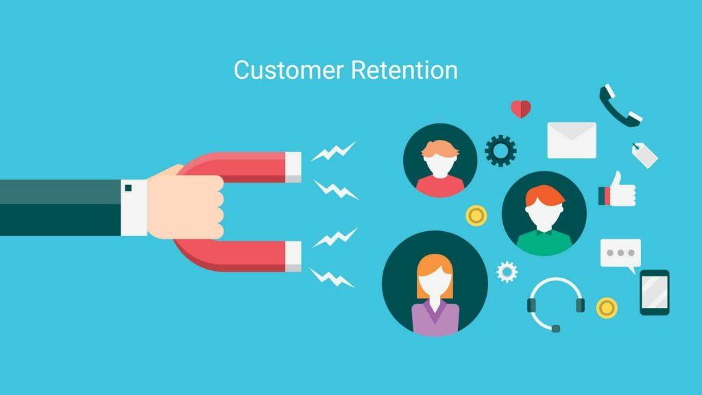reward point: retain existing customers