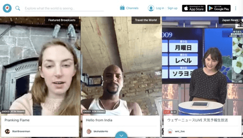 How to Stream Live Videos on Your Website Streaming Platform Periscope