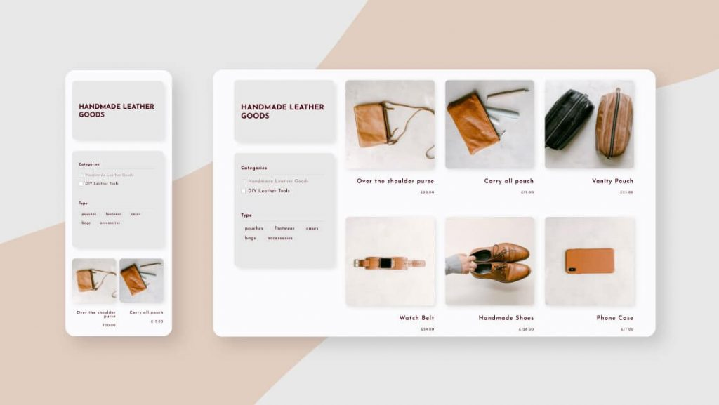 Tips for eCommerce product images best size