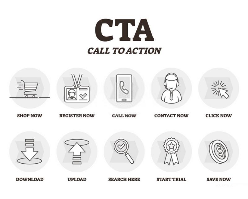 CTA marketing tactics: length