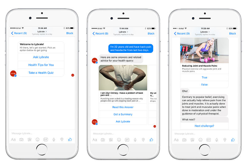 Ways to increase sales via Facebook bot