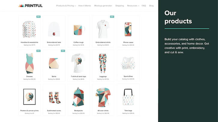 eCommerce product images: use consistency