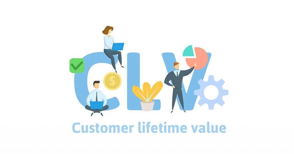 Customer lifetime value: definition