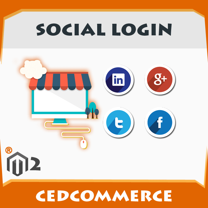 11 best Magento 2 Social Login extensions free & paid 2020 - Cedcommerce