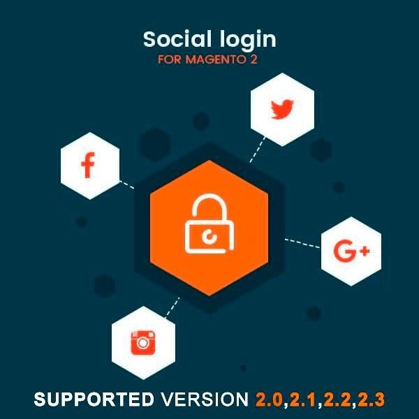 11 best Magento 2 Social Login extensions free & paid 2020 - MageAnts