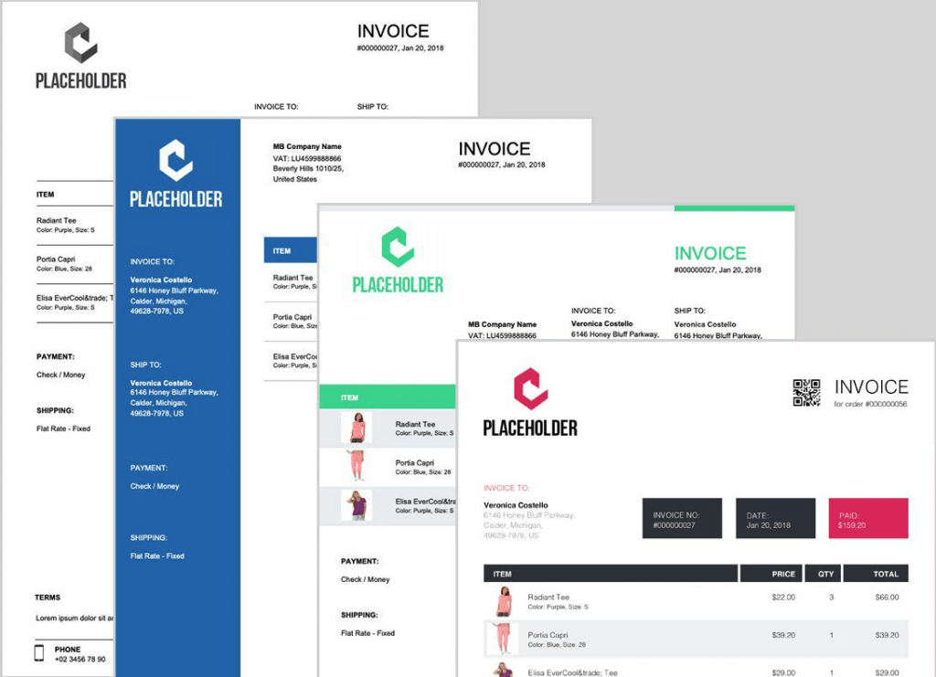 11 best Magento 2 PDF Invoice extensions free & paid 2020 - Magetrend