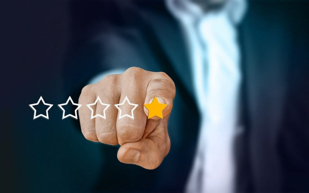 Factors Affecting Customer Satisfaction: good reviews