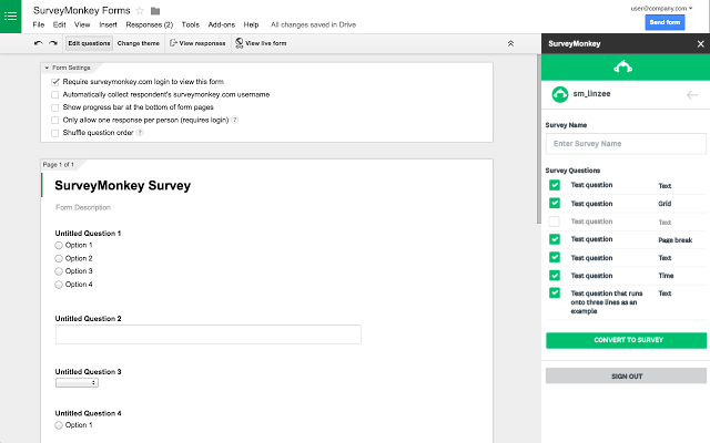 9 customer reviews platform survey form monkey survey