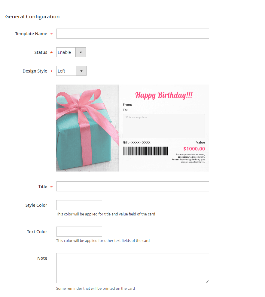 Gift card holiday marketing: Access to numbers of tools