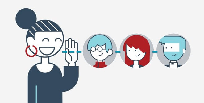 Customer-acquisition-and-retention-Which-one-is-better-word-of-mouth-illustration