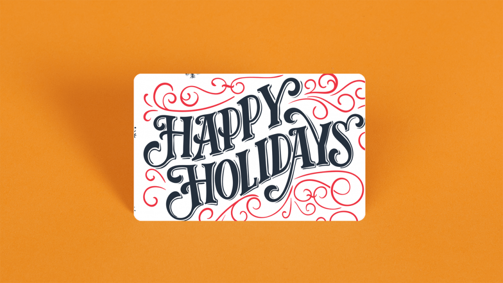 Why using Gift Card for holiday marketing