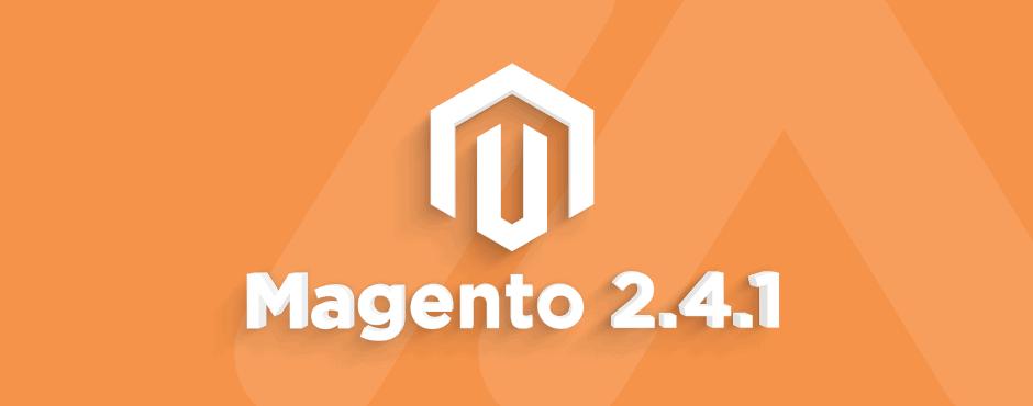 Magento 2.4.1
