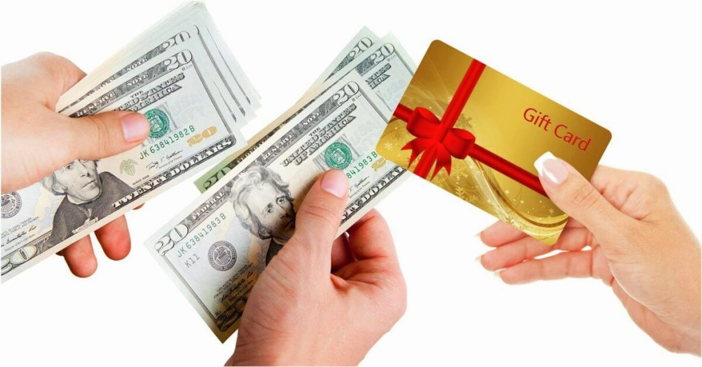 Types of Gift Cards: Card Gift Card