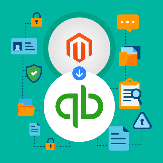 Magento Accounting Commerce Shop