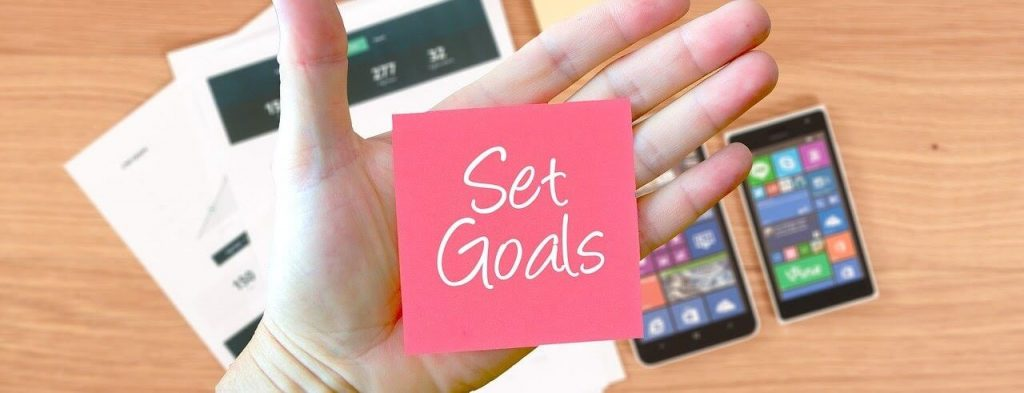 Creating a Customer Journey Map: set a goal
