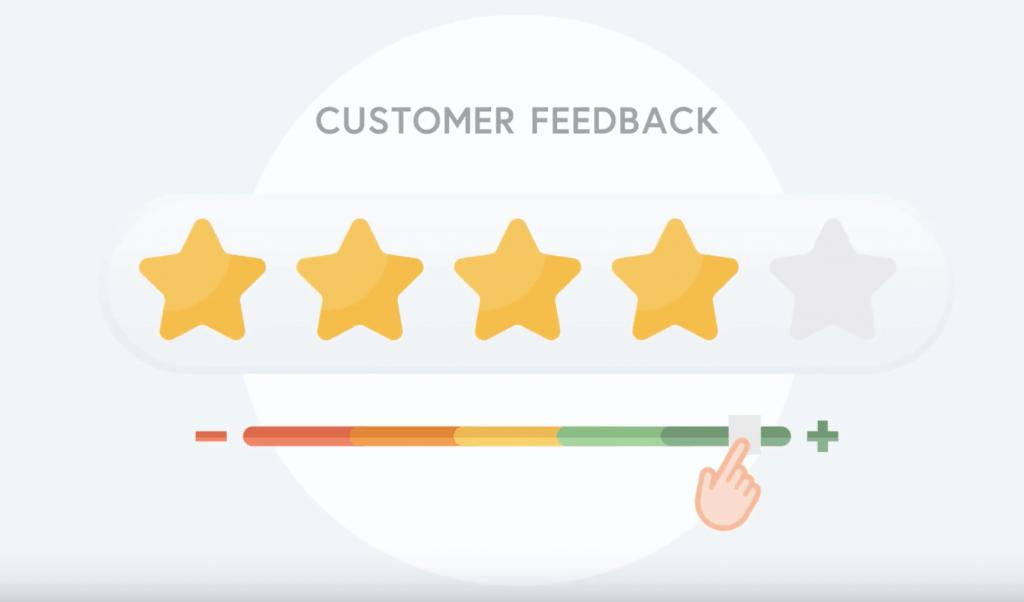 customer engagement ideas and strategies: customer feedback