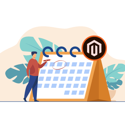 How to create a date field in Magento 2