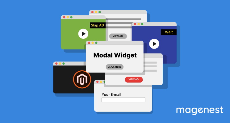 How to create a popup using Modal widget in Magento 2