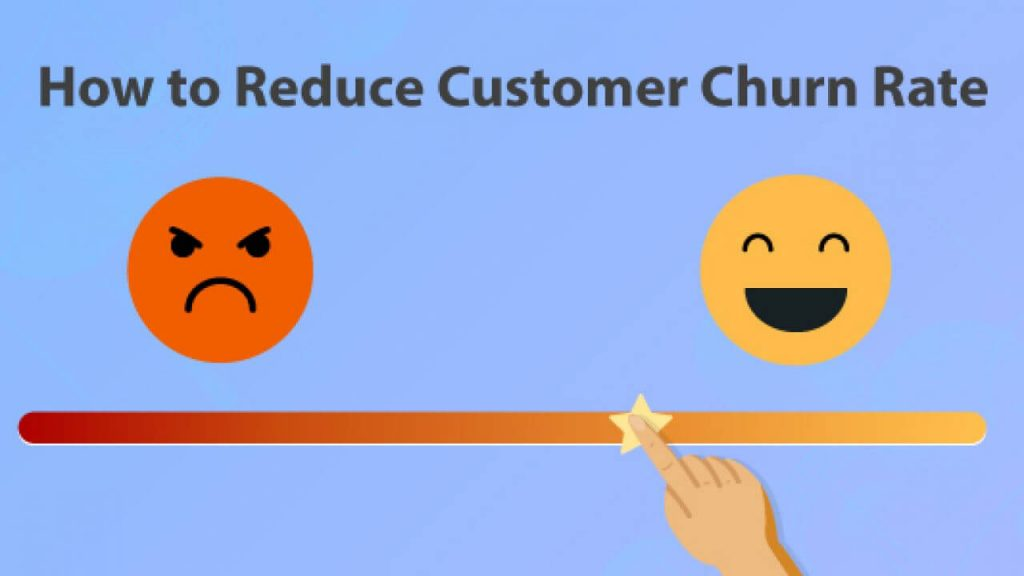 What does customer churn mean?