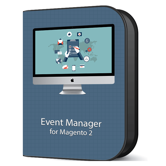 Magento 2 event tickets by Elsner