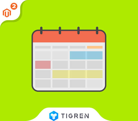 Magento 2 event tickets by Tigren