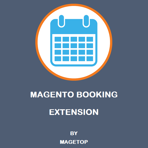 Magento 2 Booking by Magetop