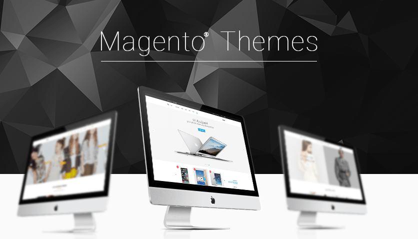 Pre-built Magento 2 Theme: diverse layout options