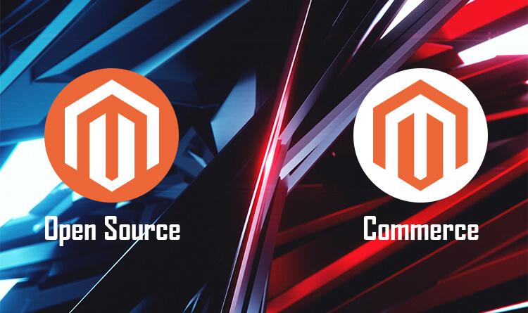 magento 2 commerce cloud vs magento 2 open source