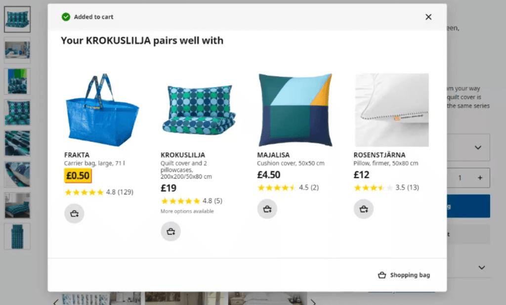 cross-selling techniques
